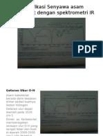 Identifikasi Senyawa asam Karboksilat dengan spektrometri IR.pptx
