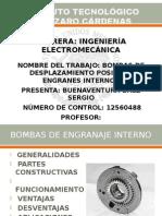Bombas de Engranes Internos