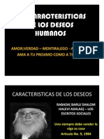 14. Caracteristicas de Los Deseos Humanos