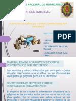 Diapositivas de Auditoria de Cuentas Pagadas Por Anticipado