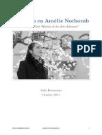 Lo Nipon en Amelie Nothomb