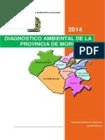 Diagnostico Ambiental de La Provincia de Morropon Piura