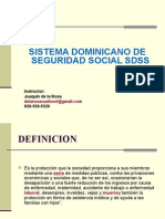 Seguridad SOCIAL de la Rep.Dom