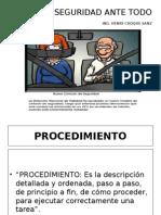 Procedimientos de Trabajo Seguro (PETS), ATS.pptx