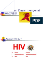 Hiv Aids Dasar PPT