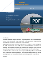 Hidraulica de Pozos%2c Optimizacion
