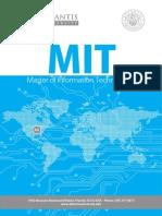 Brochure MIT