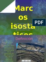Marcos Isostáticos