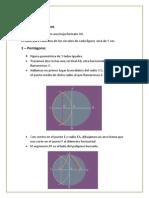 Dibujo de Poligonos Pentagono, Hexagono, Heptagono, Octogono y Eneagono