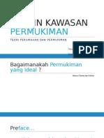 9. Design of Residential Areas I0613016 Fauzi Nuraninda H. & I0613033 Rakhmawati