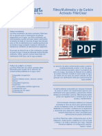 Folleto FilterClear Ind