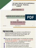 Medicion de La Salud Enfermedad Sept-14 Cunor
