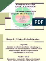 II-El-Acto-Educativo.ppt