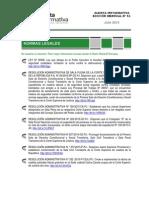 Alerta Informativa N° 51 julio 2015