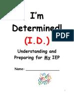 understanding my iep  differentiated