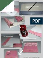 D.I.Y. notepad