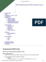 Programación Shell Script Linux