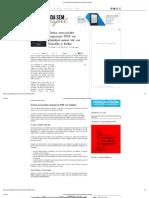 1 - Calibre - Como Converter Arquivos Em MOBI