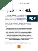 Park YooChun-Zaira Acosta
