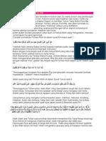 Kitab Syeikh Zainal Abidin Al Patani