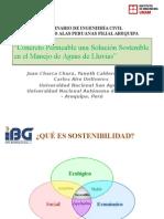 presentacinconcretopermeableunasolucinsostenibleenelmanejodeaguasdelluviasver021-140522000231-phpapp02