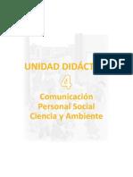 Documentos Primaria Sesiones Unidad04 PrimerGrado Integrados Integrados 1G U4