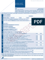 CBP Form 6059B English (Sample Watermark)