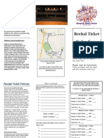 Ticket Order Form PDF