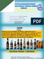 Proceso de Cerveza y Gaseosa