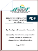 Criptografia Simetrica y Asimetrica