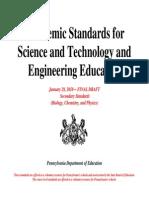 stem standards