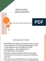 EXPOSICION LAPAROSCOPIA GENERALIDADES