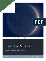 Cuál Es La Luna Nueva Bíblica?