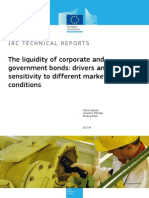 Drivers of Liquidity in Corp Bonds