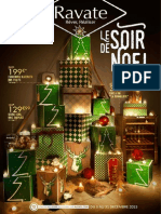 "Catalogue Ravate ""Le Soir de Noël"""