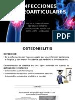 Osteomielitis y Artritis Séptica