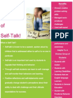 self talk flyer