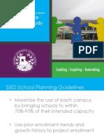 SISD Boundary Adjustments