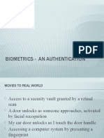 BiomETRICS -