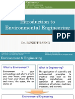 Chapter 1. Introduction to Environment (1)