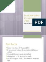 Maritime Labour Convention 2006