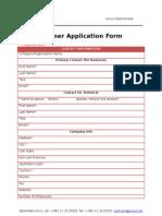 Partner Form
