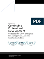Guidebook to ERMA CPD 2015