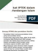 Hakikat IPTEK Dalam Pandangan Islam Ok