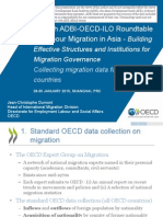 Collecting Migration Data for Asian countries