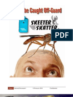 Porrazzo Skeeter Skatter Non-Toxic, Electronic Mosquito Abatement Technology