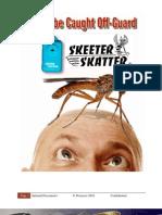 Porrazzo Skeeter Skatter Non-Toxic, Electronic Mosquito Abatement Technology