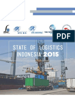 State of Logistics Indonesia 2015