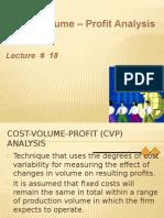 Lecture 18CA12