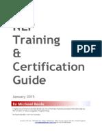 NLP Training Guide 2015 v2